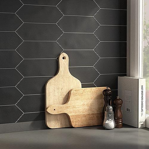 Tile wall image
