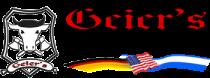 Geier's Sausage Kitchen logo