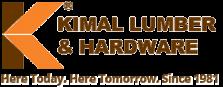 Kimal Lumber and Hardware logo