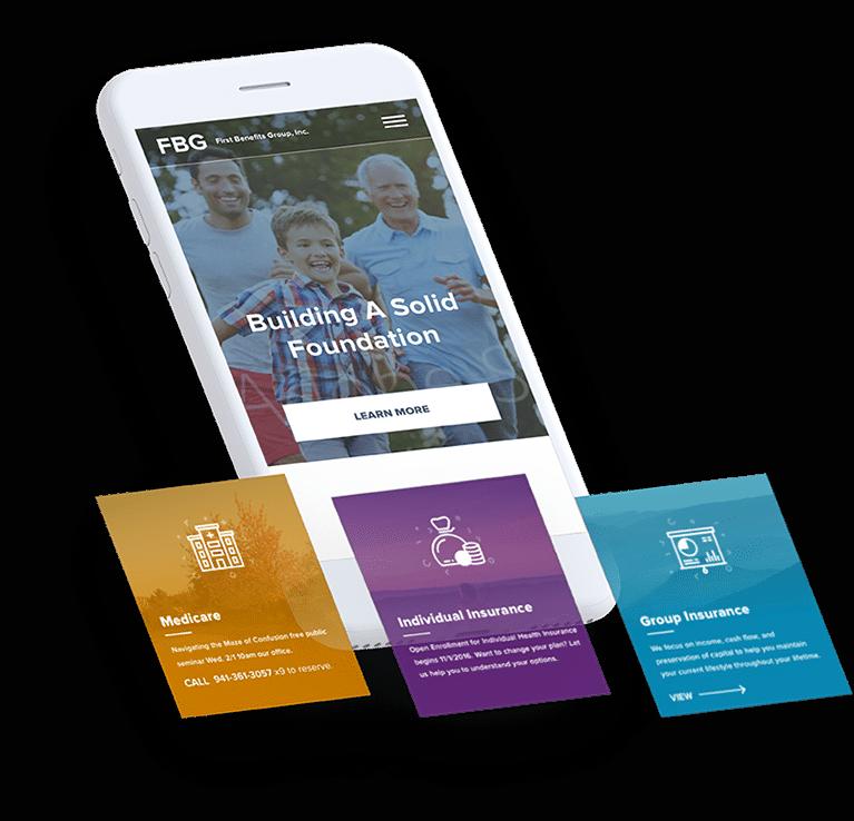 Mobile And Tablet Responsive Web Design Sarasota Bradenton Florida