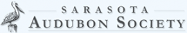 Logo for Sarasota Audubon Society